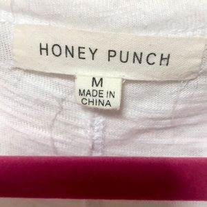Honey Punch Tops - Cute Distressed Top